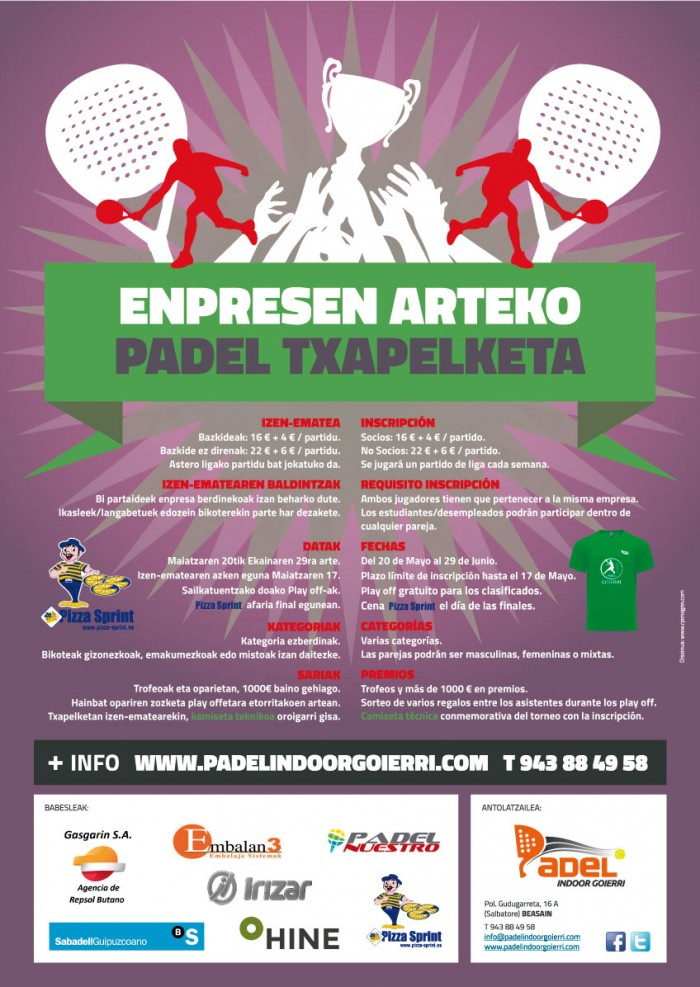 Torneo Interempresas 2019