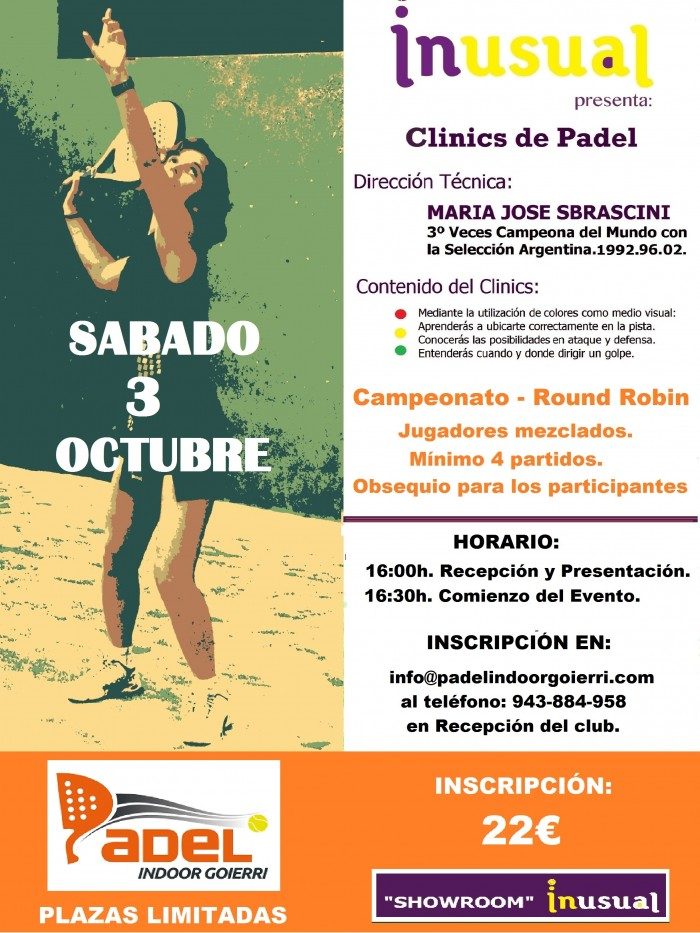 Clinics - Maria Jose Sbrascini